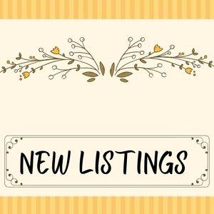 Women's New Listings